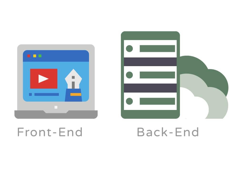Front-End và Back-End trong JS