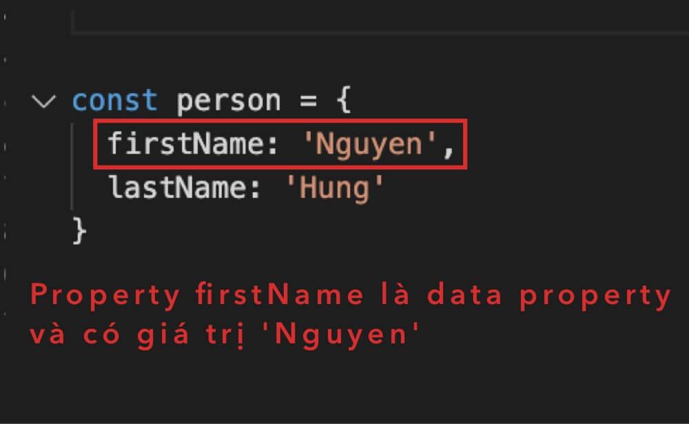 Example data property